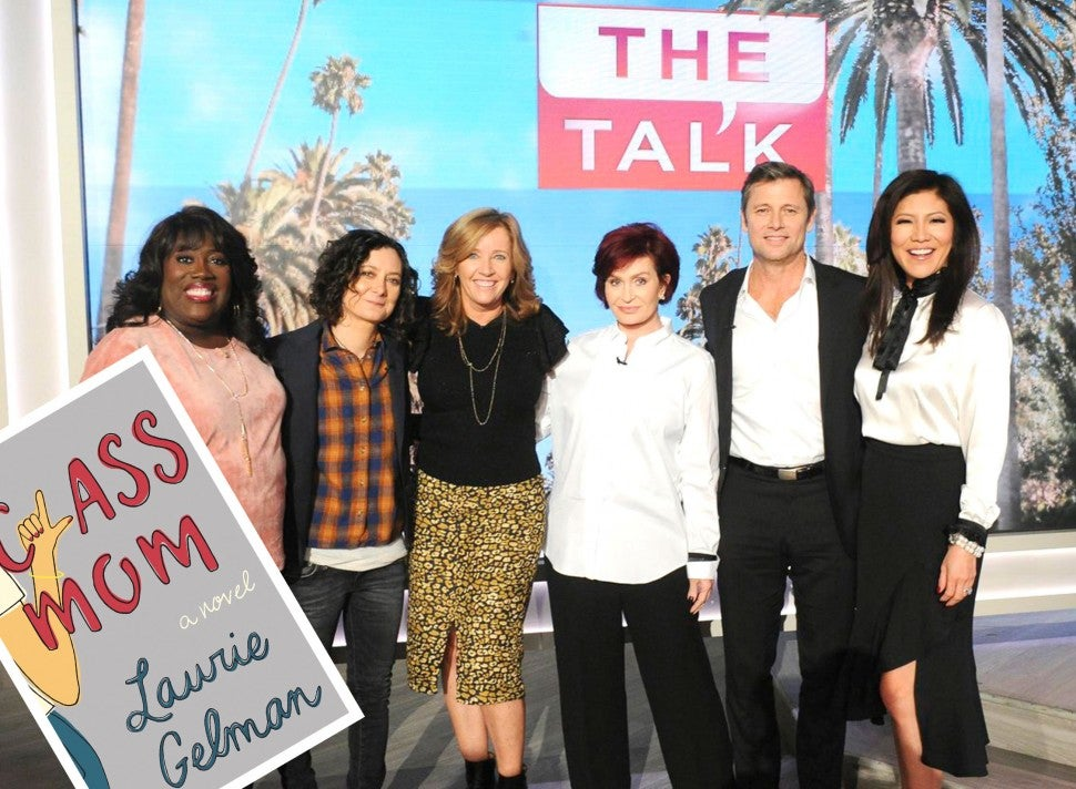 Laurie Gelman on The Talk