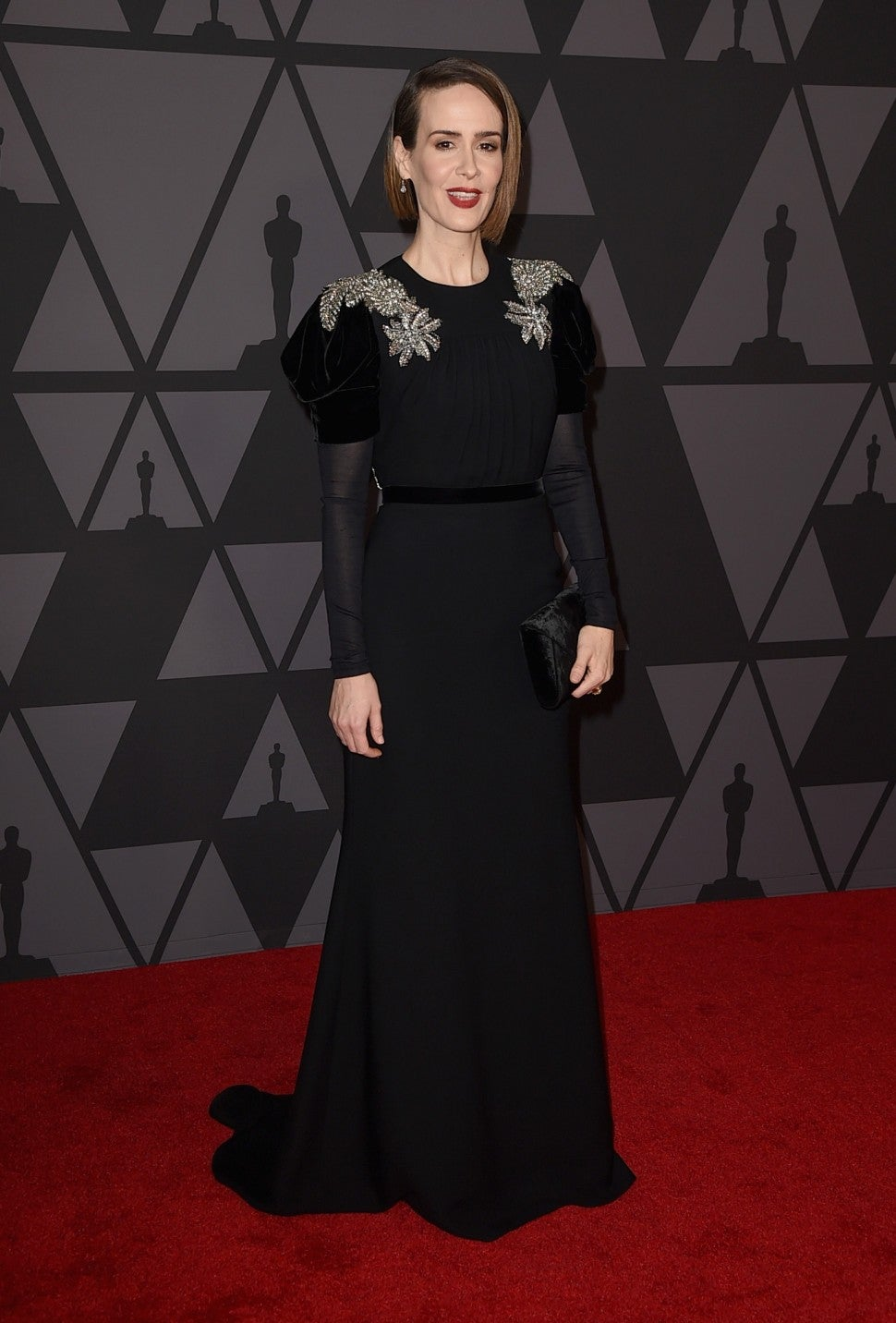 Sarah Paulson Governors Awards