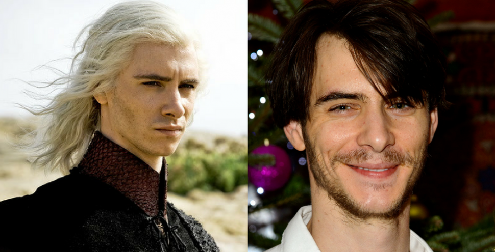 Harry Lloyd as Viserys Targaryen