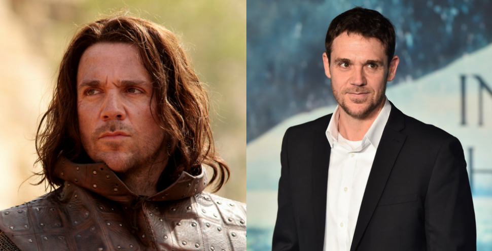 Jamie Sives as Jory Cassel