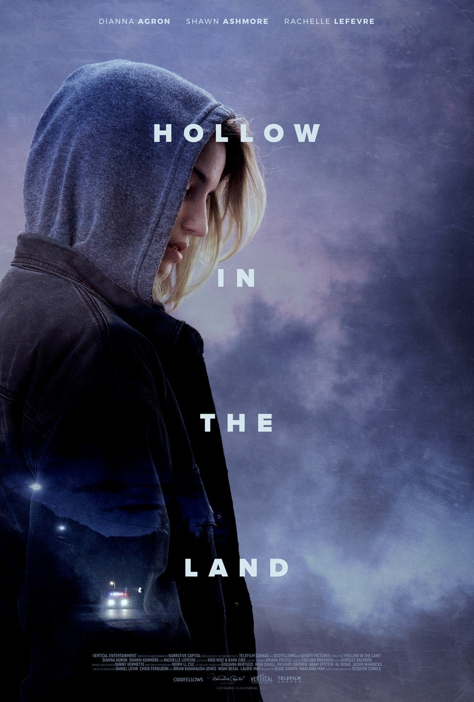 Dianna Agron, Hallow in the Land Poster