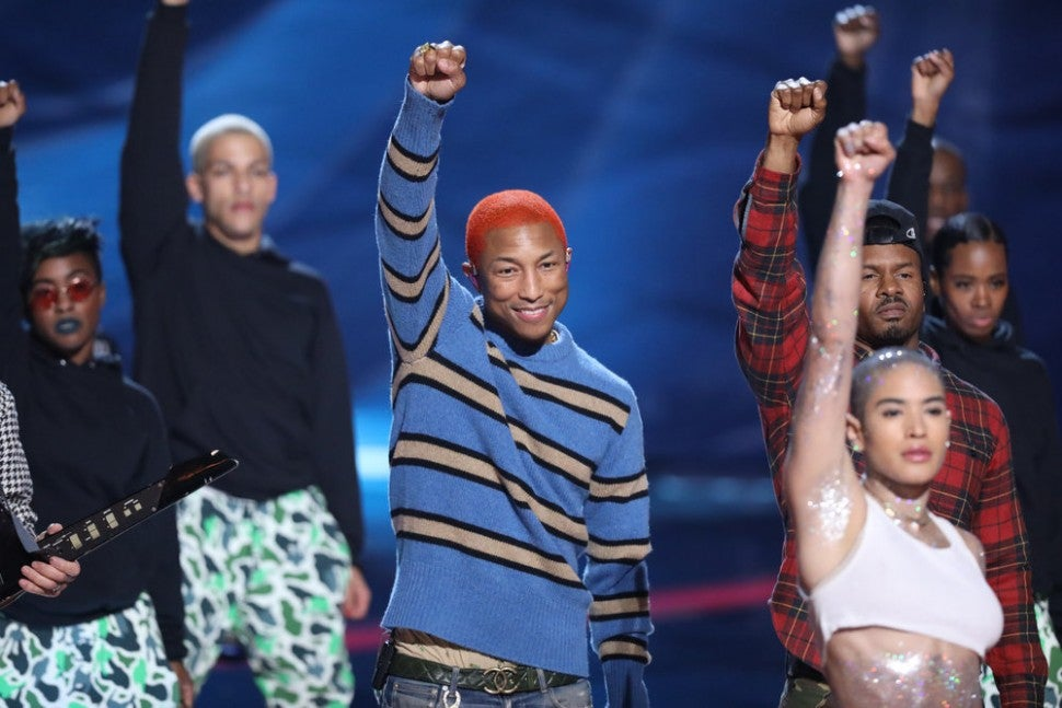 Pharrell and NERD on The Voice