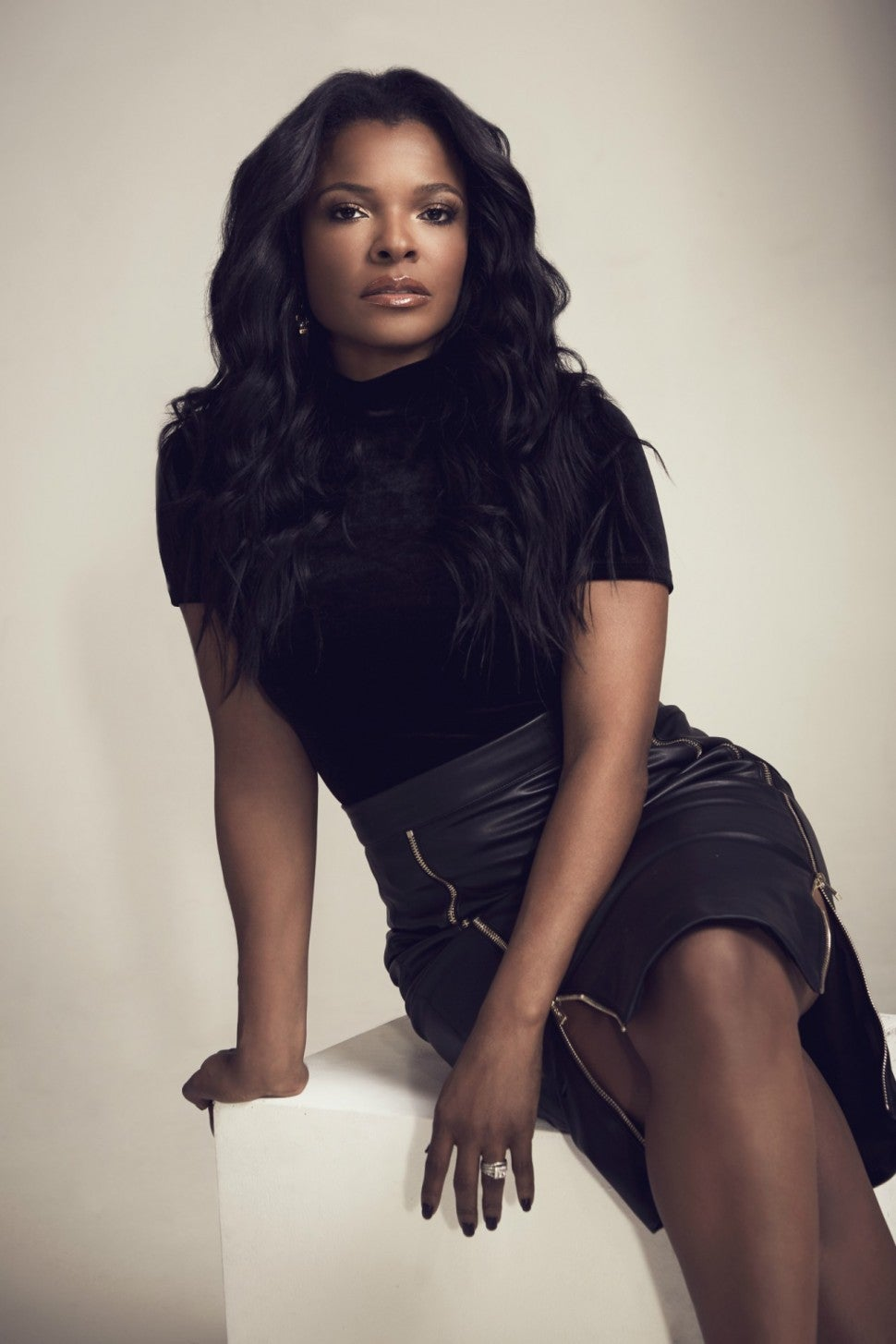 Keesha Sharp Skirt