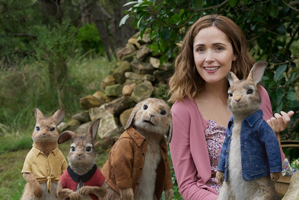 Peter Rabbit, Rose Byrne
