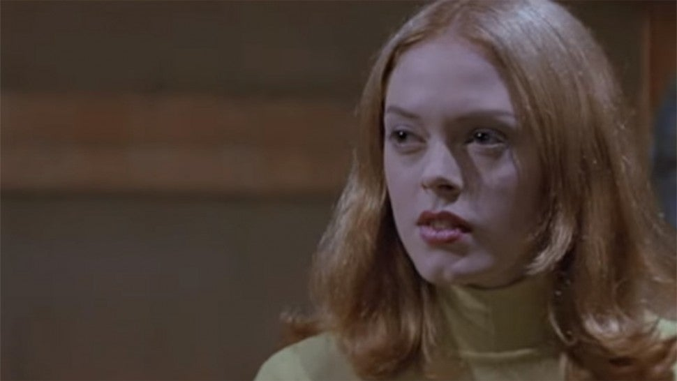 Rose McGowan in 'Scream'