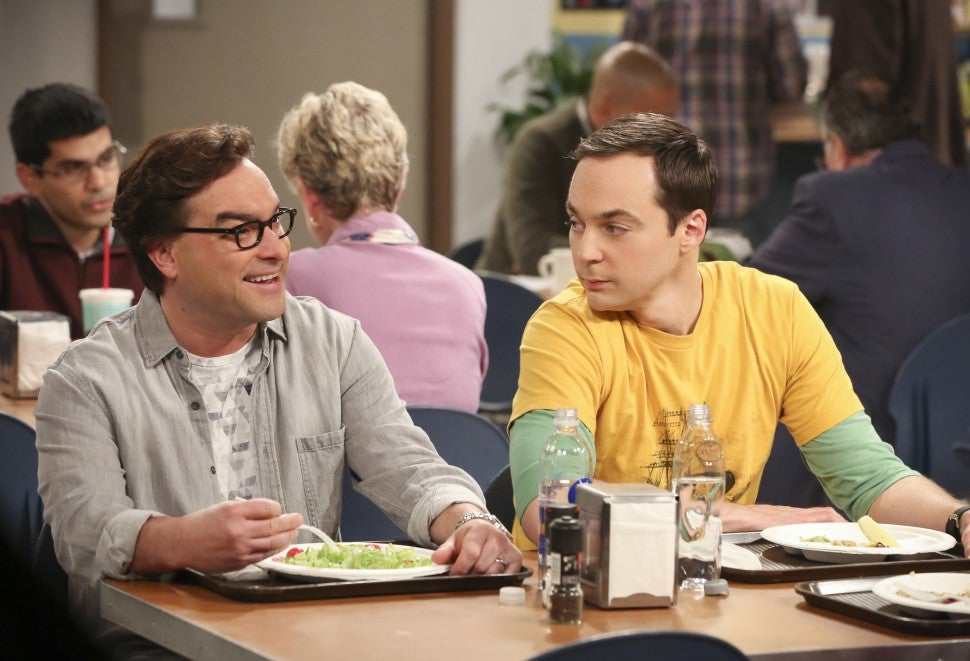 The Big Bang Theory Leonard and Sheldon