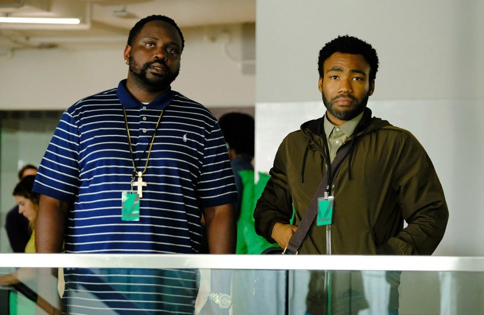 donald glover bryan tyree henry