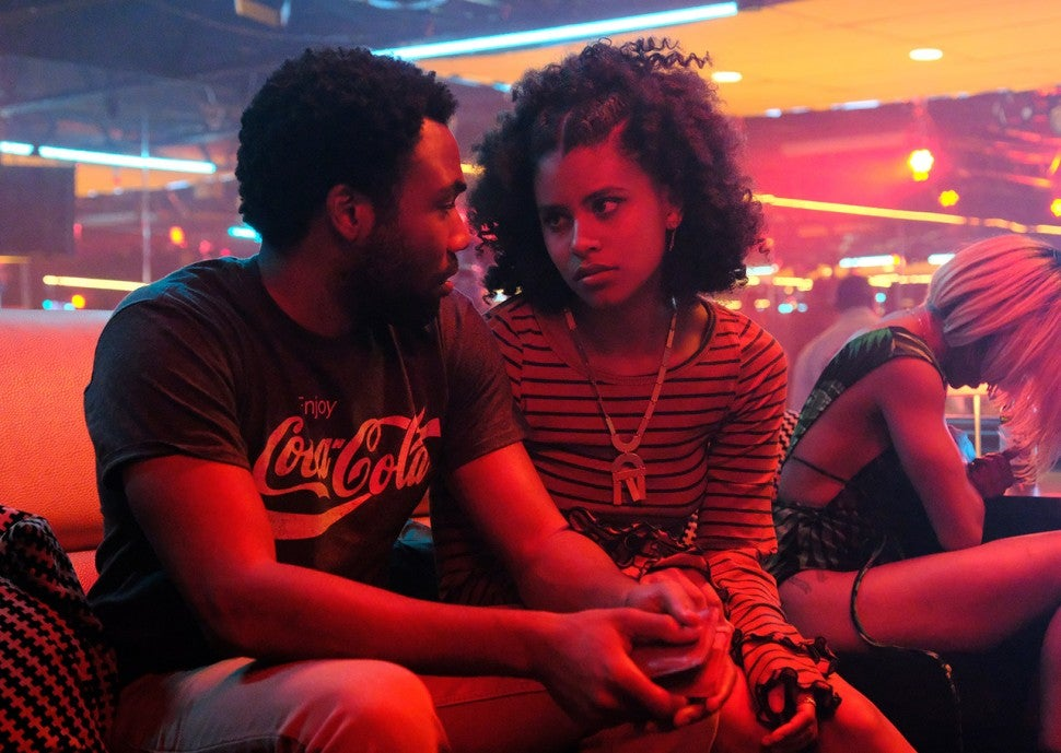 zazie beetz donald glover atlanta