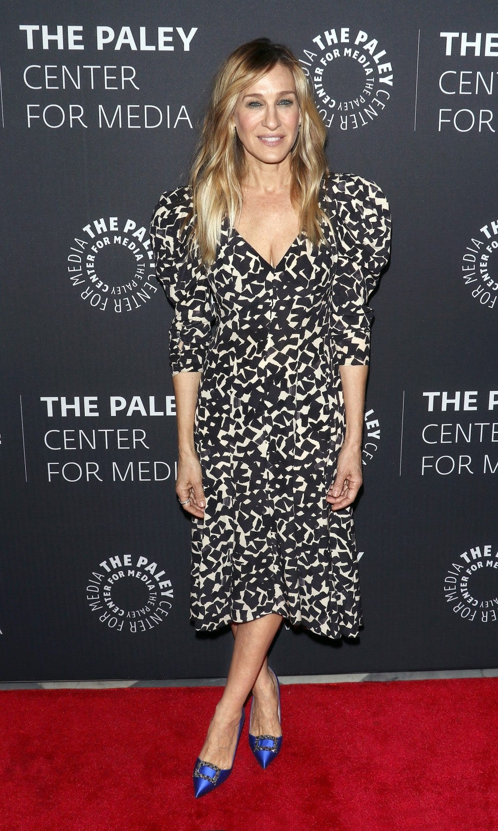 Sarah Jessica Parker at Paley in NYC