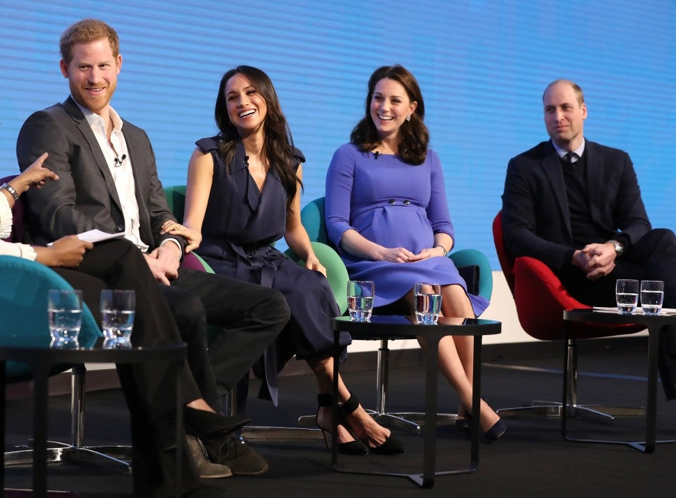 Meghan Markle Kate Middleton Prince William Prince Harry