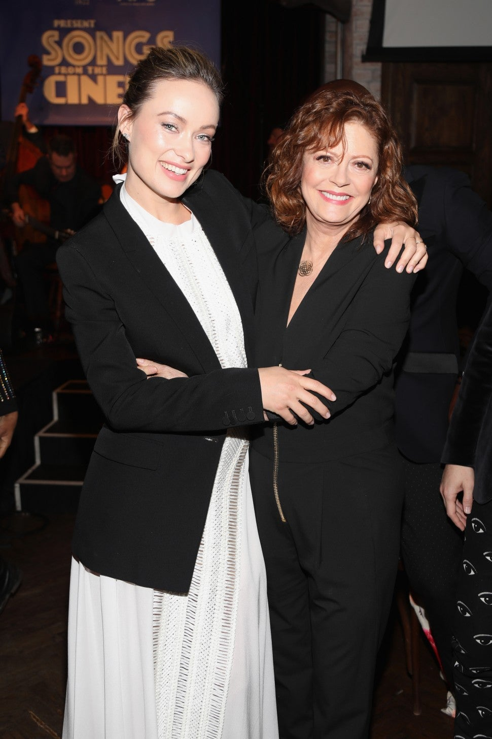 Olivia Wilde and Susan Sarandon