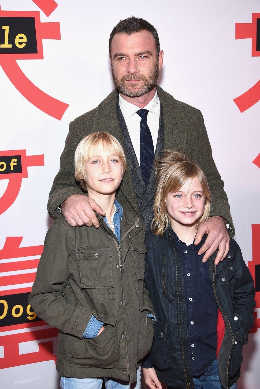 Liev Schreiber and Naomi Watts' Kids Talk Getting Into ...