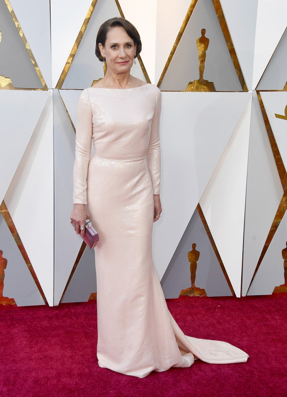 Laurie Metcalf at 2018 Oscars