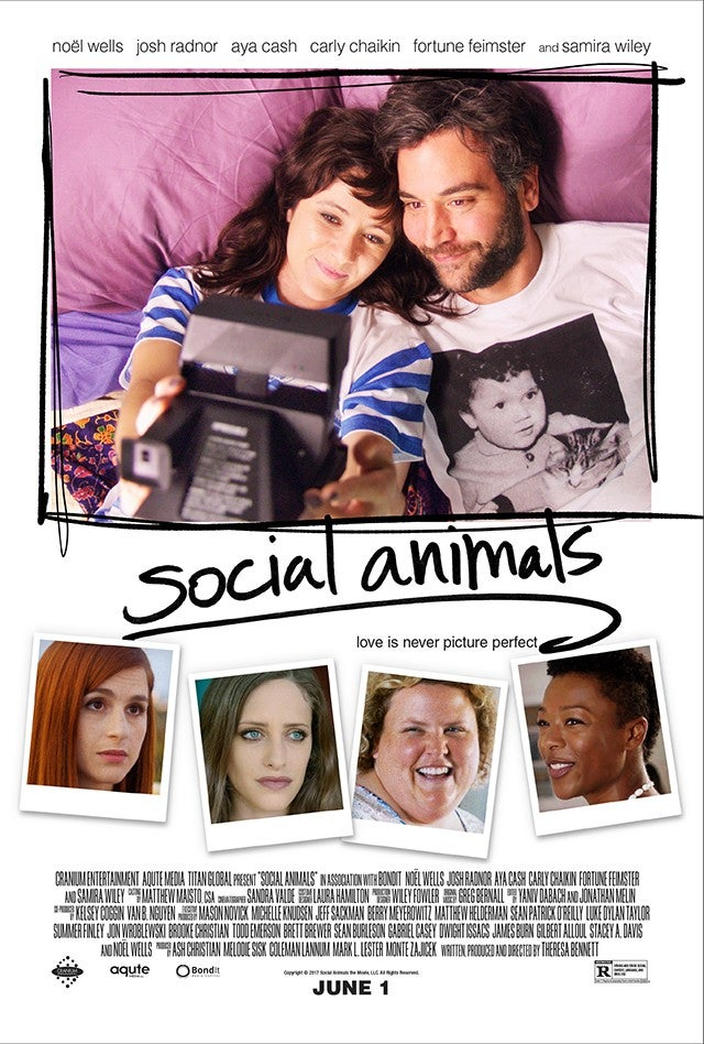 Social Animals Artwork