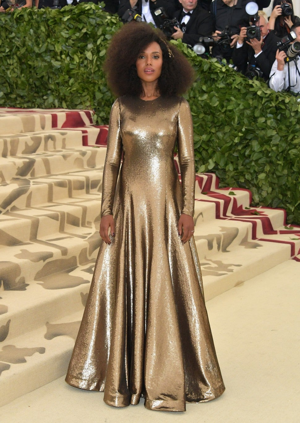 Kerry Washington at 2018 Met Gala