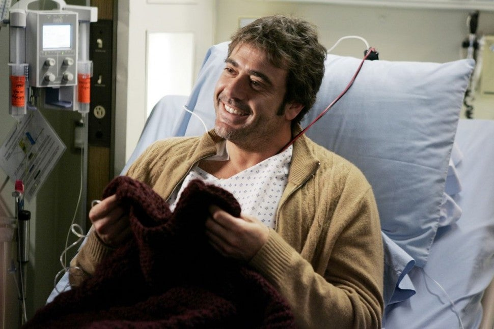 Greys - Jeffrey Dean Morgan