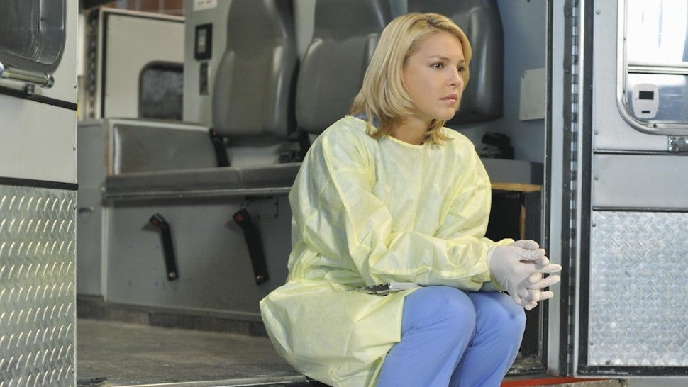Greys - Katherine Heigl