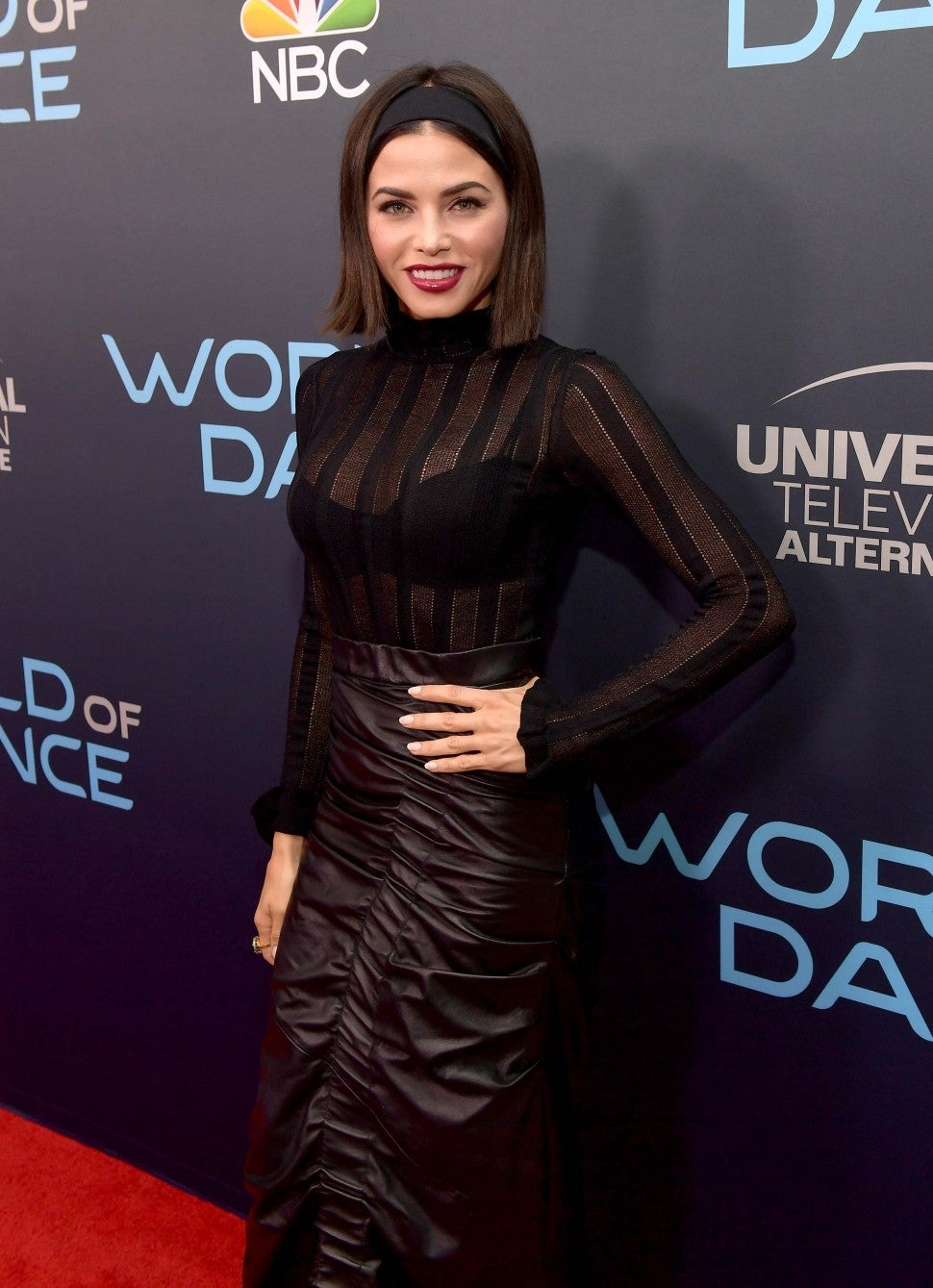 Jenna Dewan at World of Dance FYC Event in Hollywood on May 1