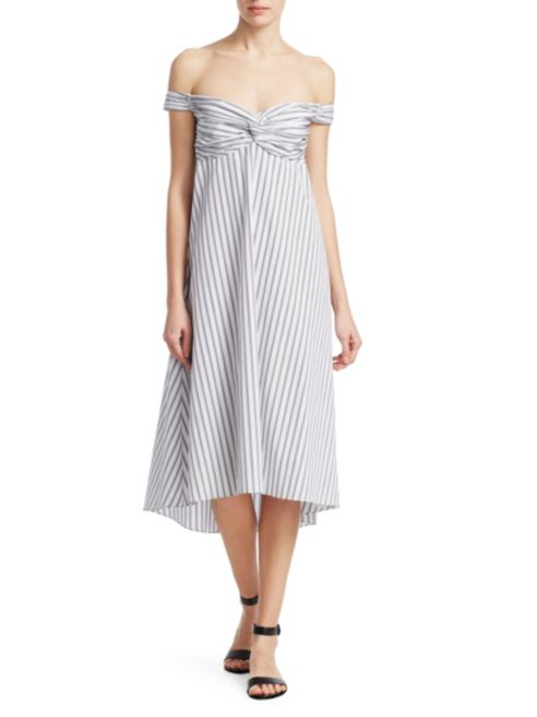 ALC Striped Dress