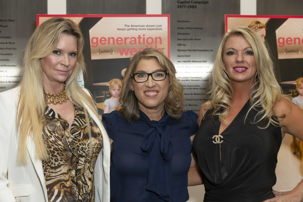 Jackie Siegel, Rachel Greenfield, Generation Wealth