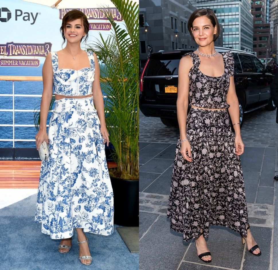 selena_gomez_katie_holmes_summer_crop_top_sets