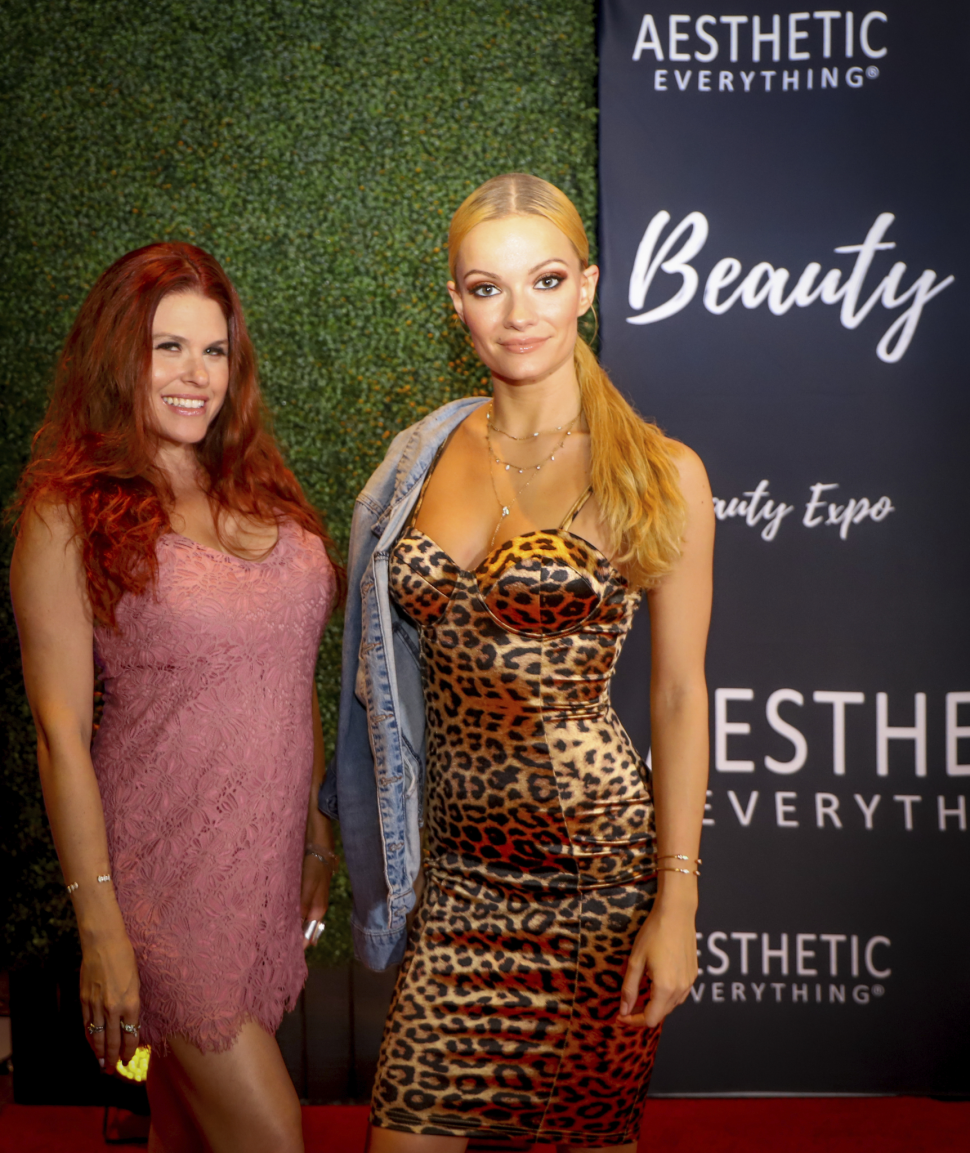 Caitlin O'Connor & Ali Levine Aesthetic, Everything Beauty Expo