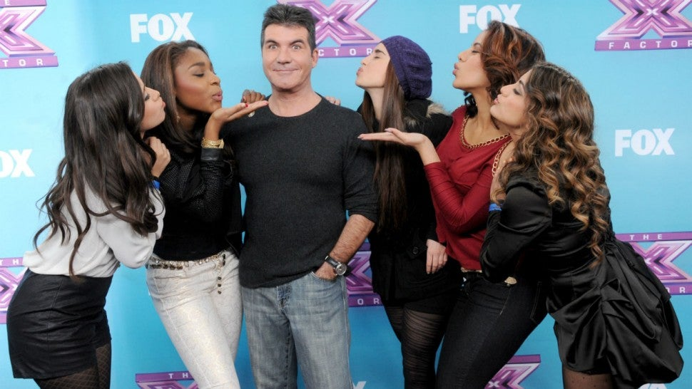 Fifth Harmony and Simon Cowell