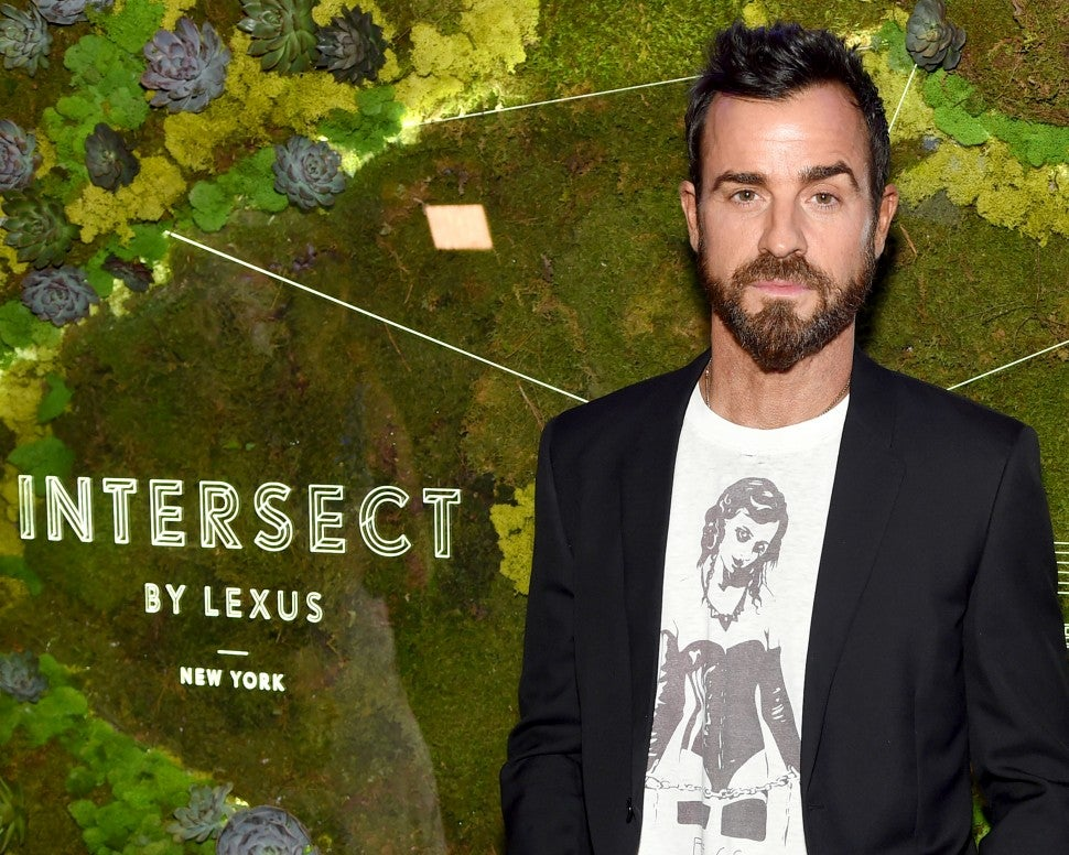 Justin Theroux Intersect By Lexus