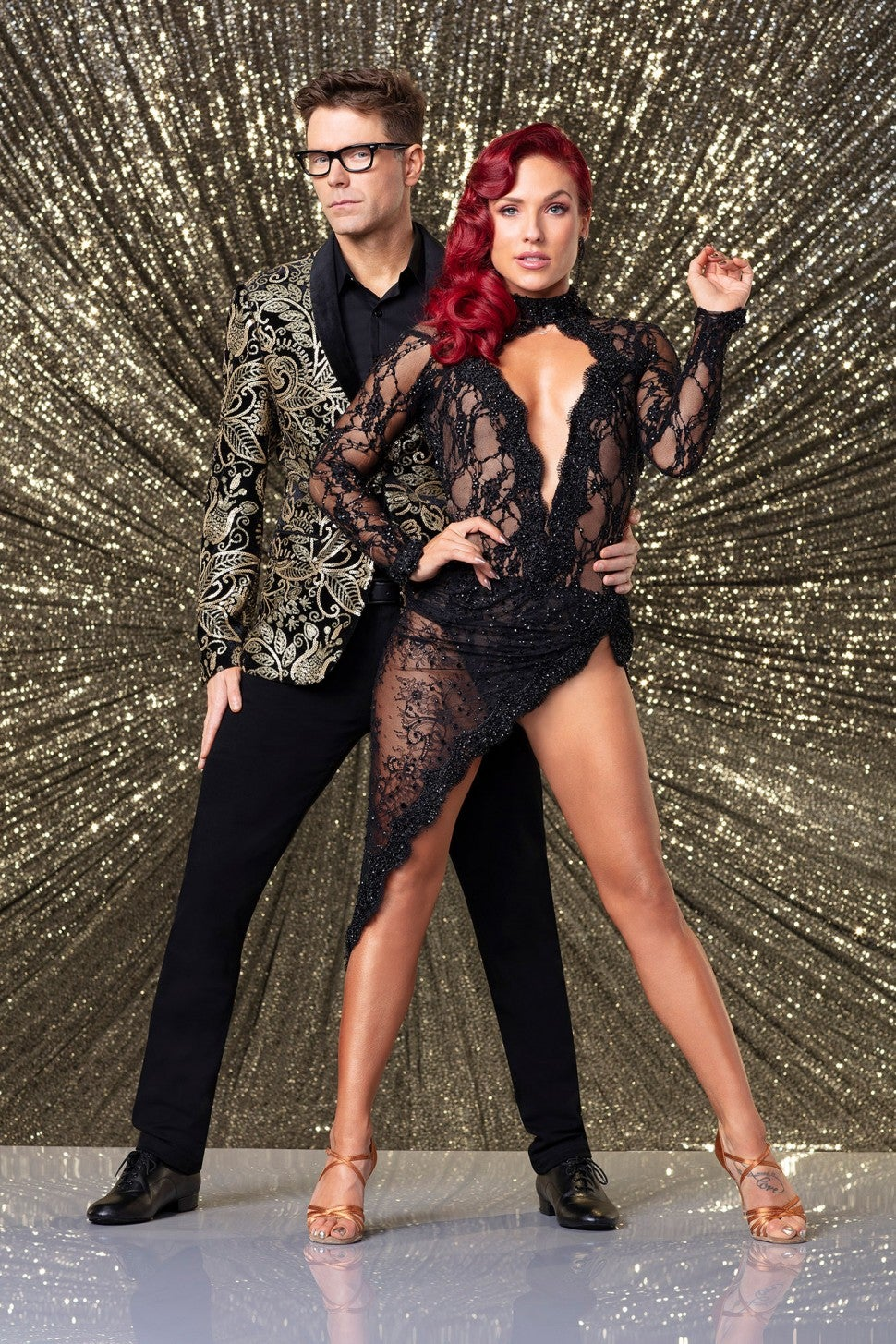 Bobby Bones and Sharna Burgess - dwts s27