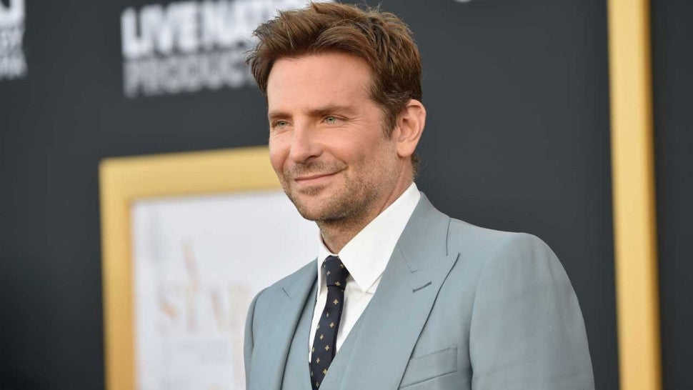 Bradley Cooper at the premiere of 'A Star is Born' in Los Angeles on Sept. 24