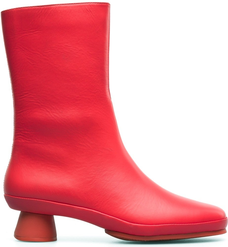 Camper red boot