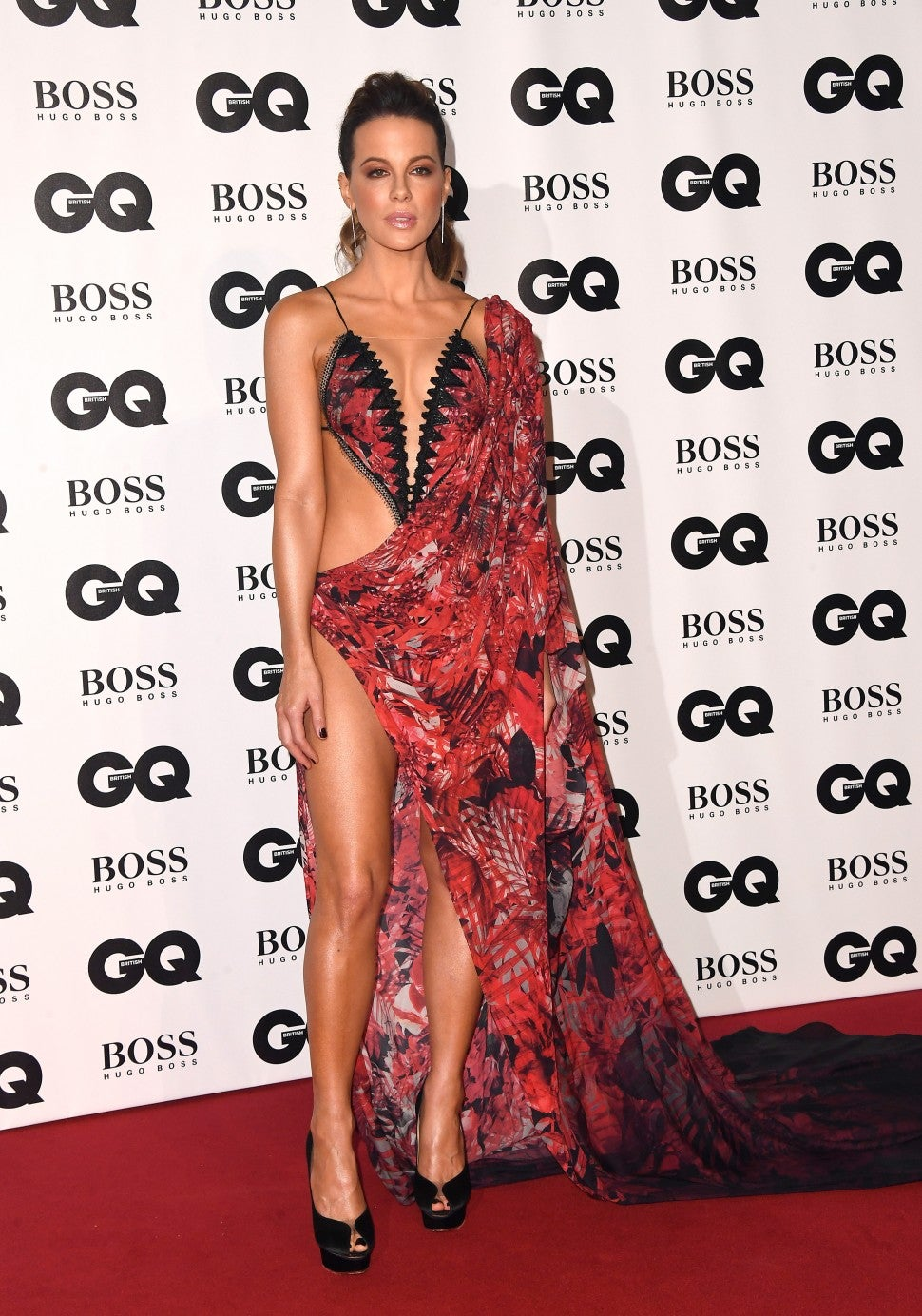 Kate Beckinsale 2018 GQ Men of the Year awards