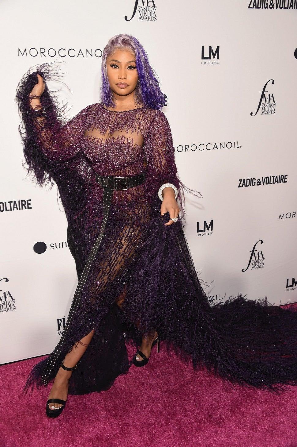 Kash Doll Reveals She Unfollowed Nicki Minaj on Instagram