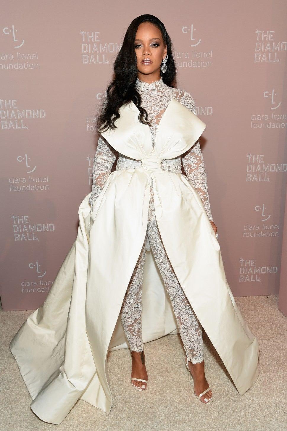 Rihanna Diamond Ball 2018