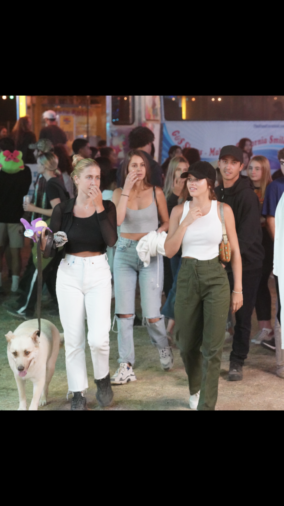 Sofia Richie at Malibu Chili Cook Off