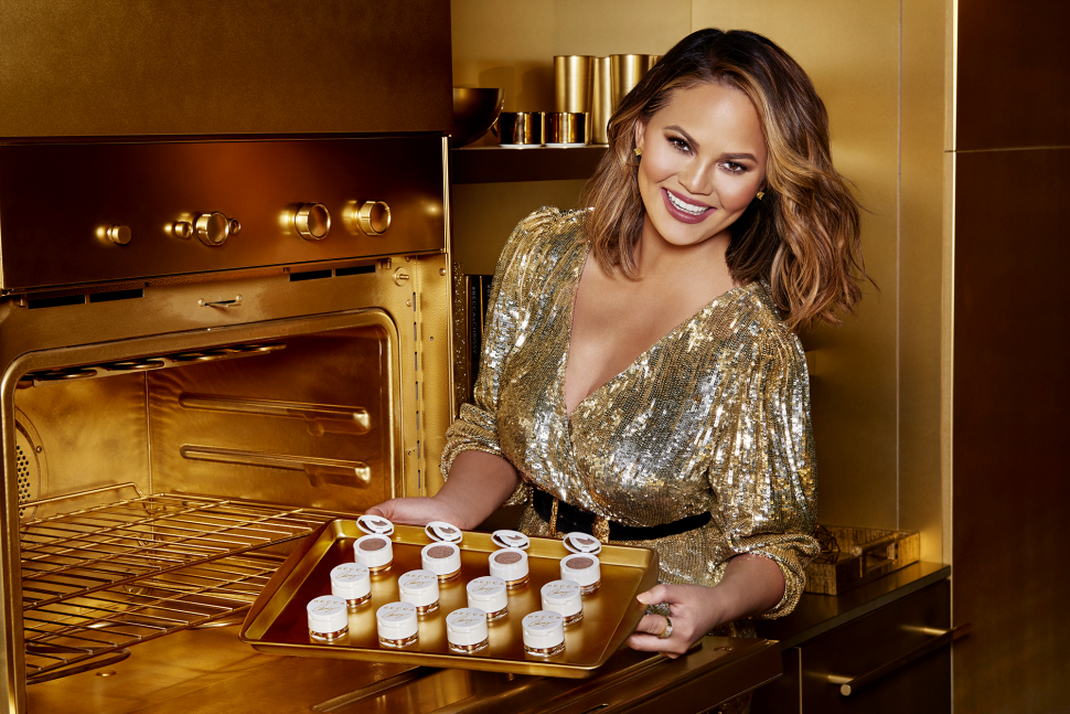 Chrissy Teigen Cravings Becca collection