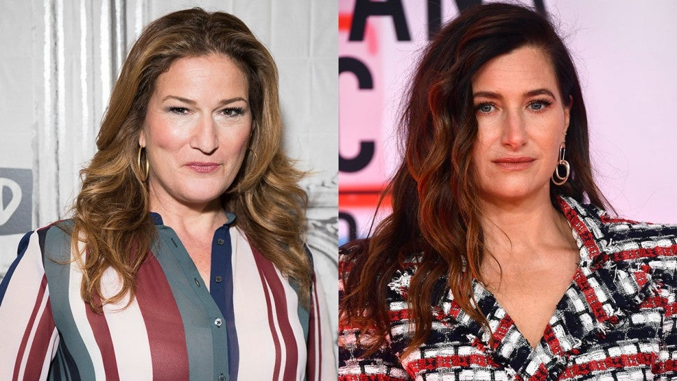Ana Gasteyer and Kathryn Hahn