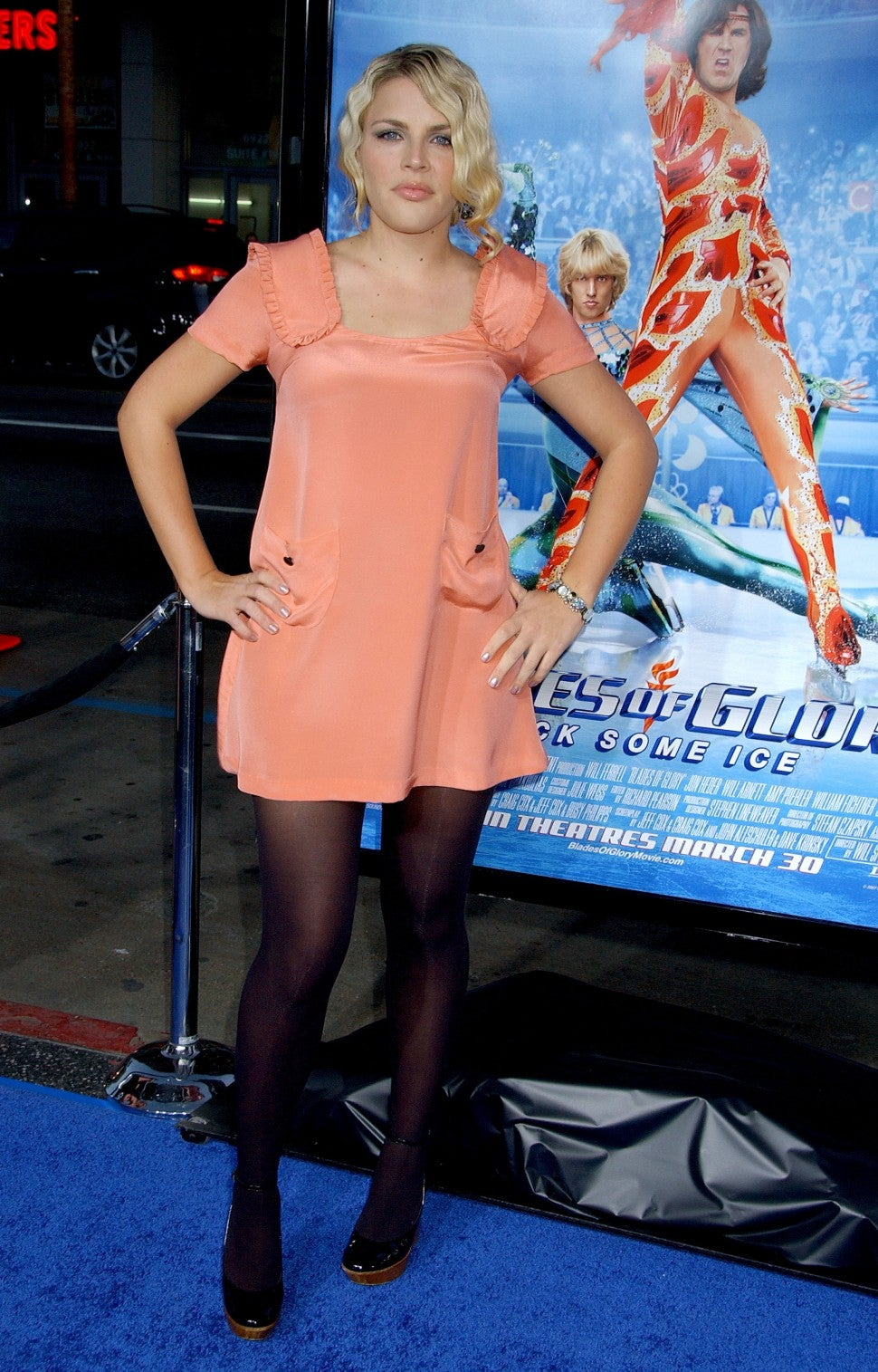 Busy Philipps Blades of Glory