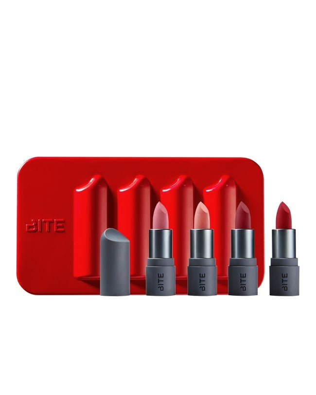 Bite beauty lipsticks