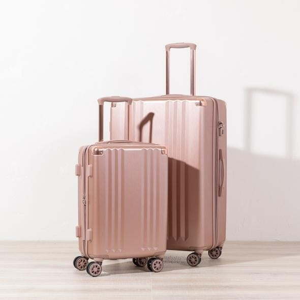 CALPAK two-piece luggage set
