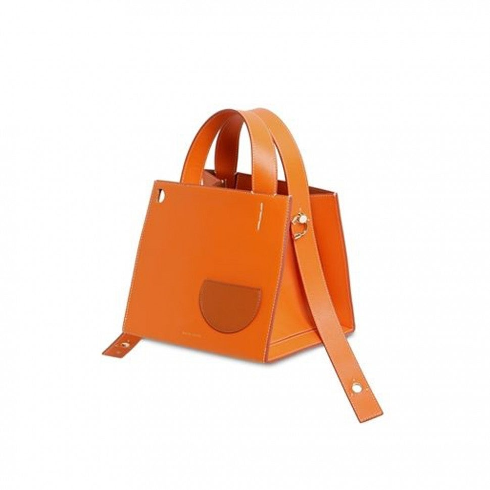 Danse Lente orange bag