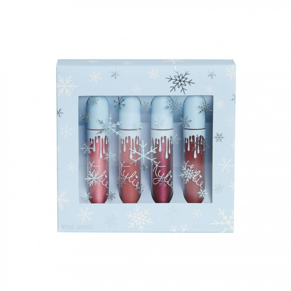 Kylie Cosmetics holiday lip set