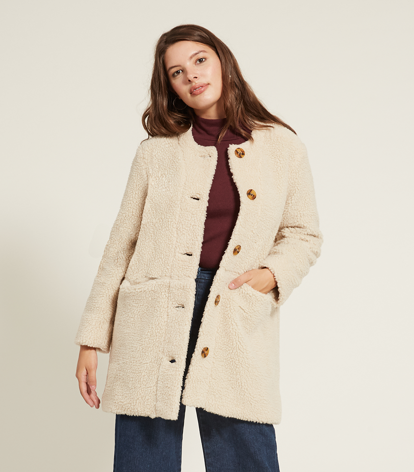 Loup shearling jacket