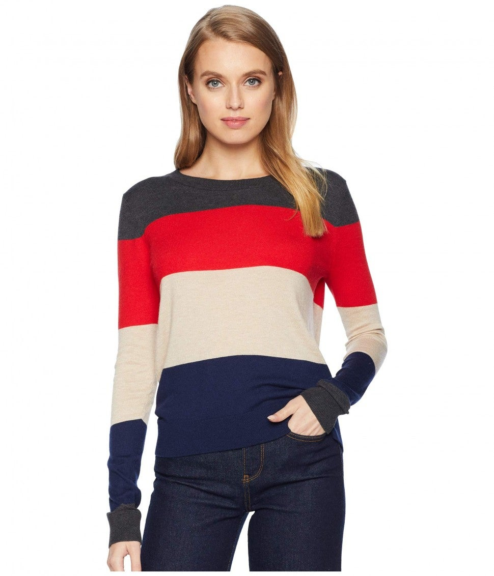 Splendid striped sweater