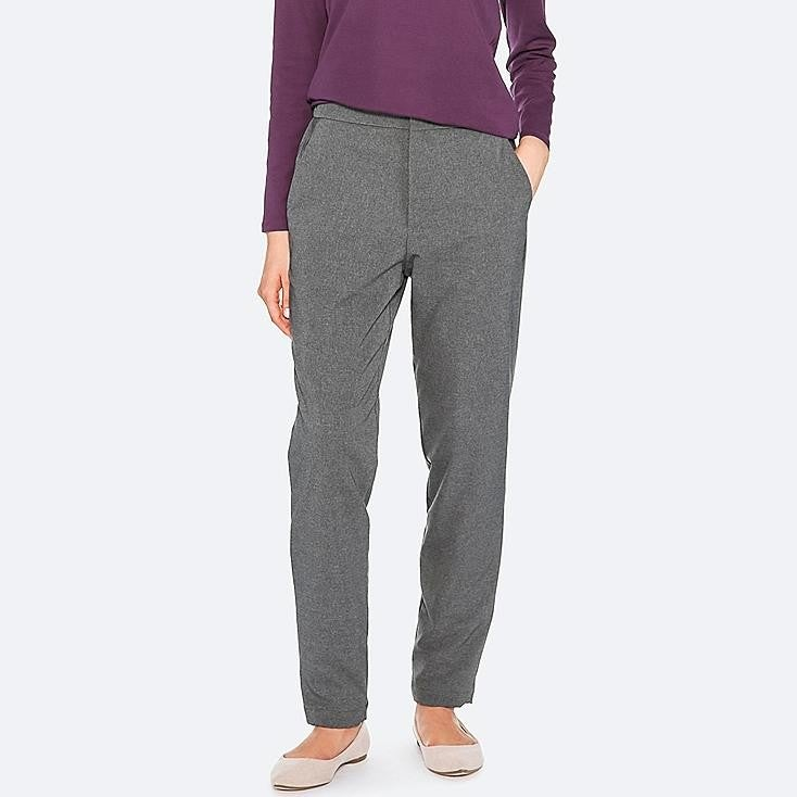 Uniqlo gray pants