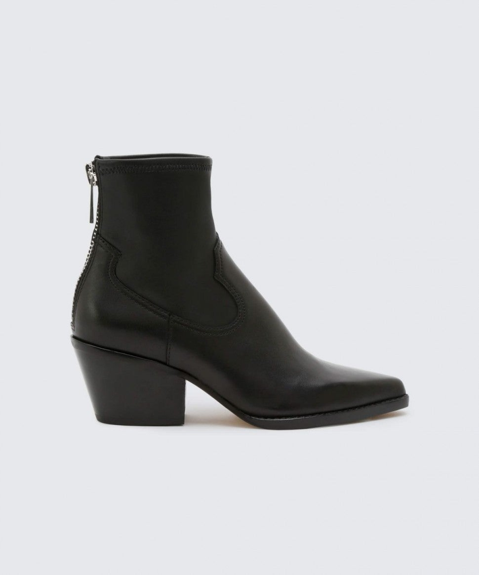 Dolce Vita black western boots
