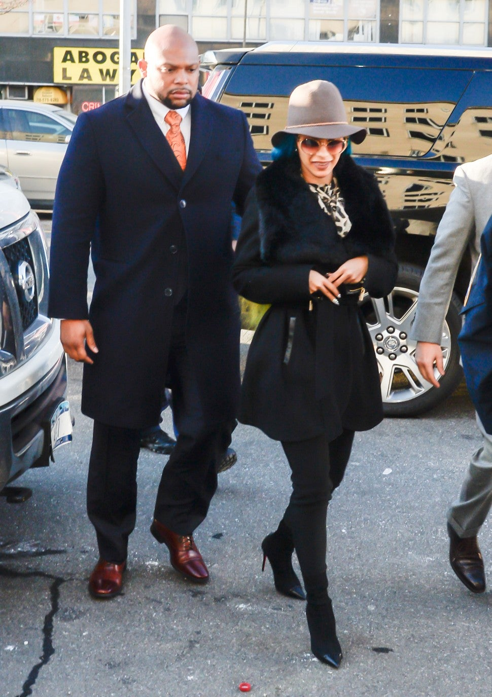 Cardi B Court: Cardi B Shows Up To Court As She Receives 5 GRAMMY