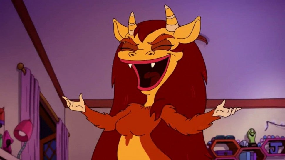 the hormone monstress big mouth