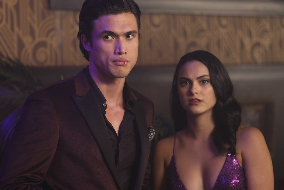 Riverdale, Veronica and Reggie