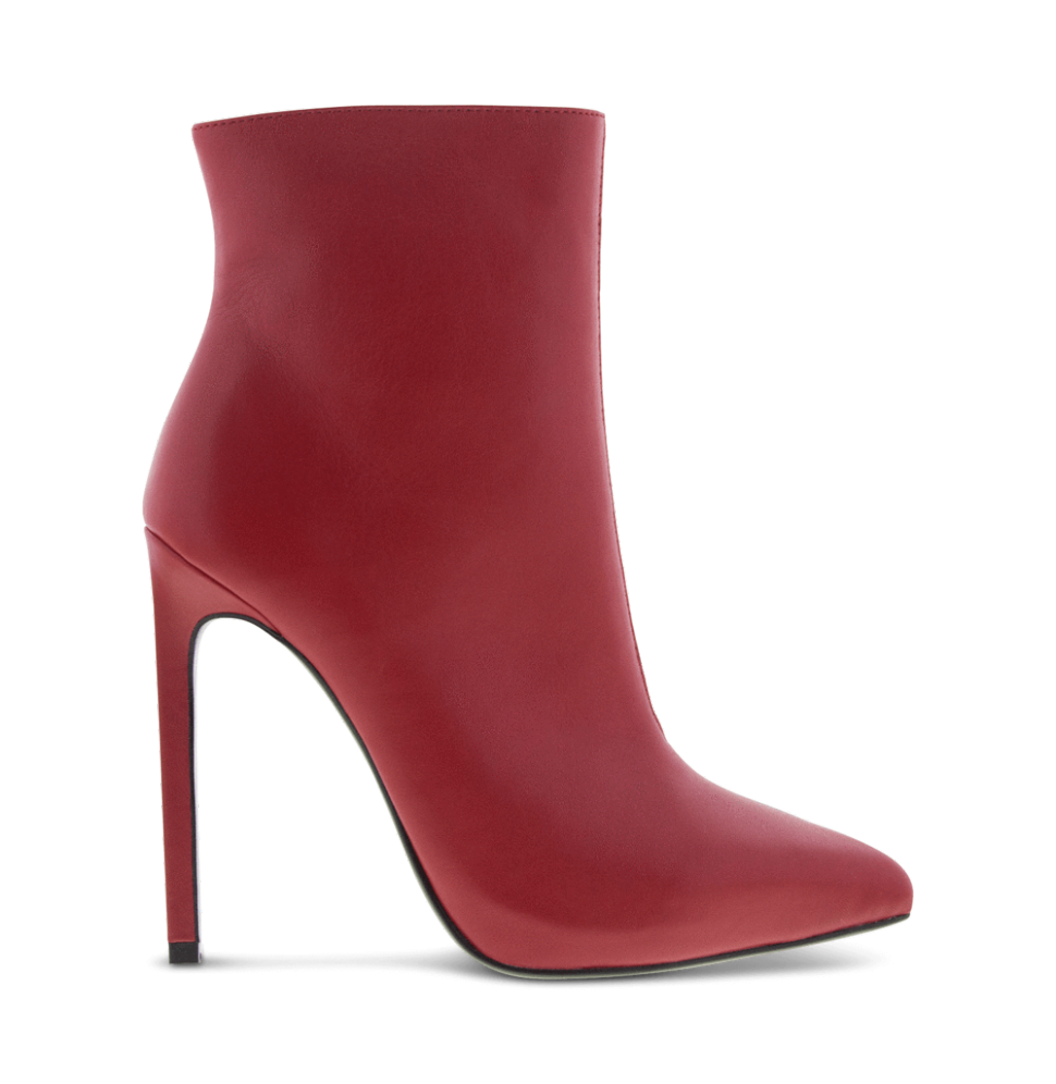 Tony Bianco red boots